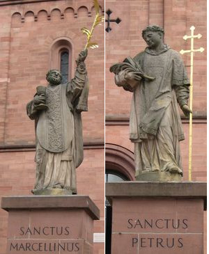 Saints Marcellin et Pierre